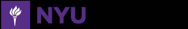 NYU Silver Logo